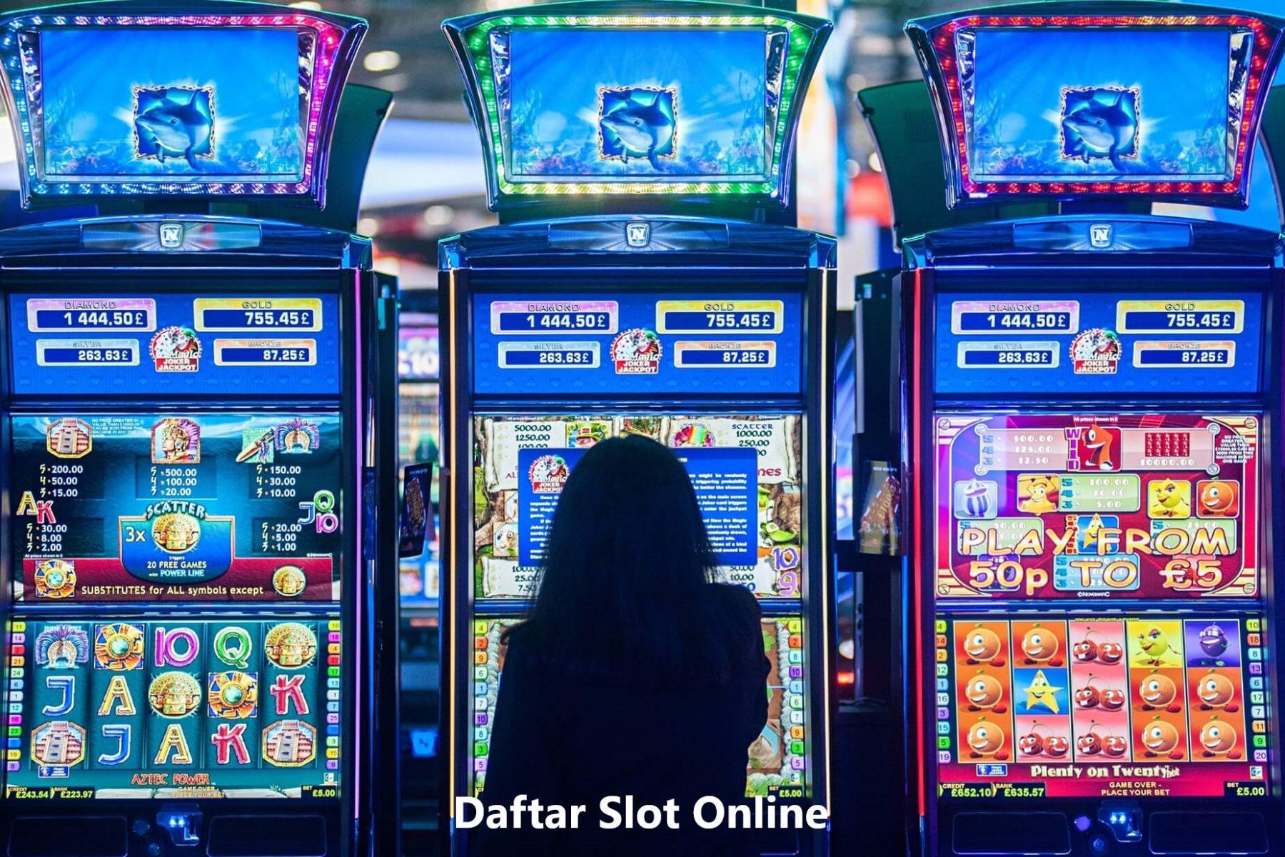 Cara Menang Dalam Permainan Slot Online Terbaru