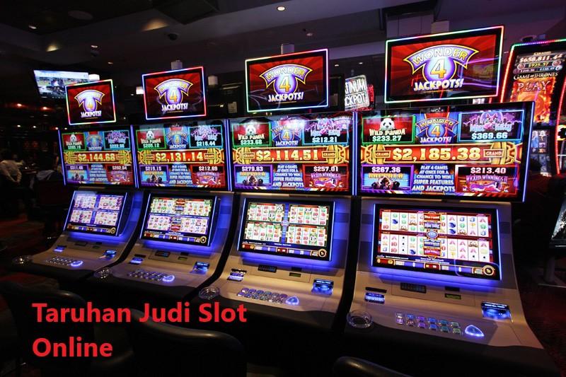 Main Slot Judi Mesin
